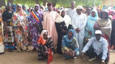 Lutter pour l'autonomisation : les femmes du Batha à l'ouvrage