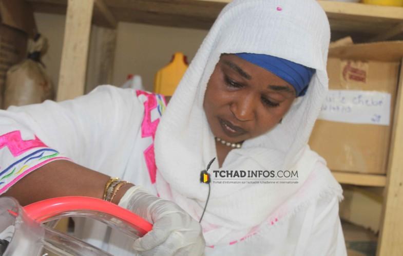 VIDÉO. Awatif Baroud, la promotrice des produits cosmétiques bio