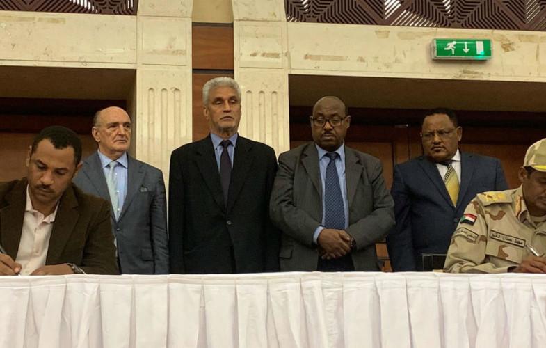 Soudan: enfin un accord  trouvé entre militaires et chefs de la contestation