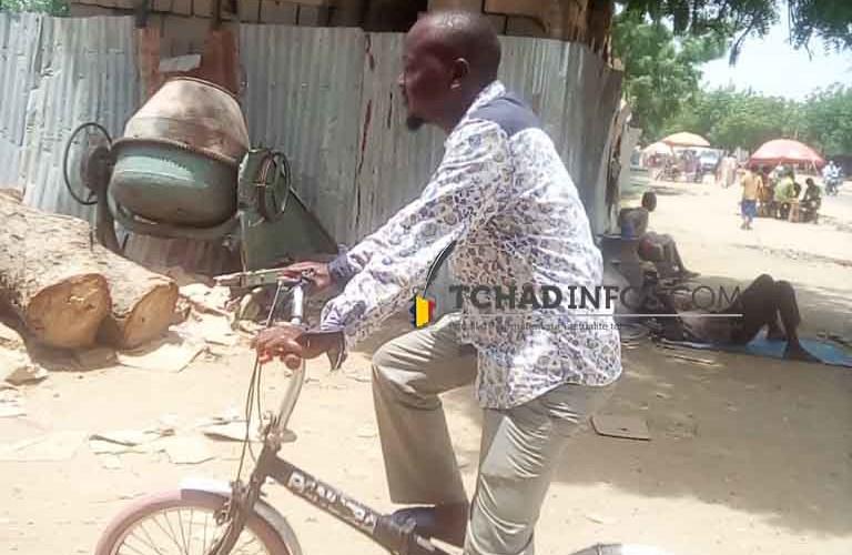 Tchad :  le petit vélo tend à être à la mode à N'Djamena