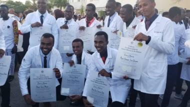 Tchad : 150 autres futurs médecins en formation au Cuba