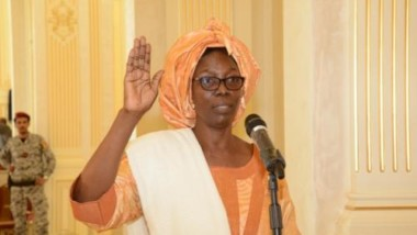 Tchad : Achta Djibrine Sy prête serment comme ministre du Commerce