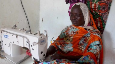 VIDEO. Achta Hisseine, la femme modèle du village Mabrio Hadjaraï
