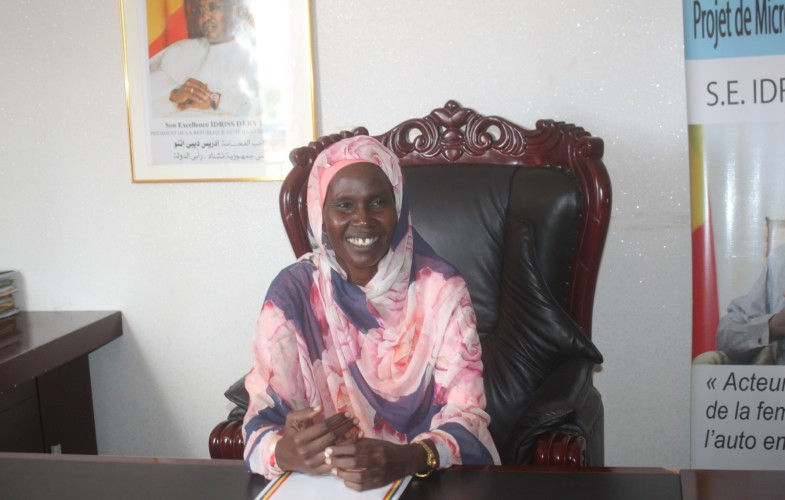 Tchad : Chamsal-Houda Abakar Kadade installée dans ses nouvelles fonctions