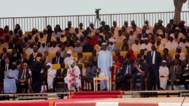 Tchad: un défilé militaire marque la célébration de la fête nationale