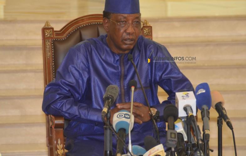 Tchad: le président Deby dresse un bilan de la 4ème République
