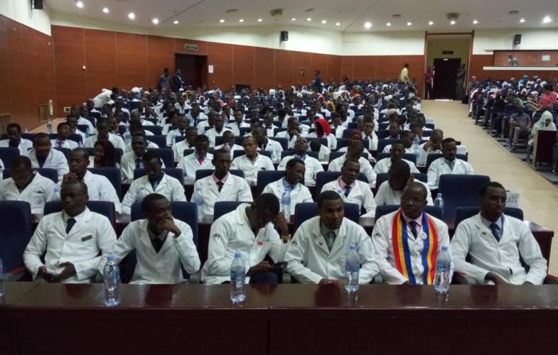 Tchad : cérémonie de présentation des médecins formés à Cuba