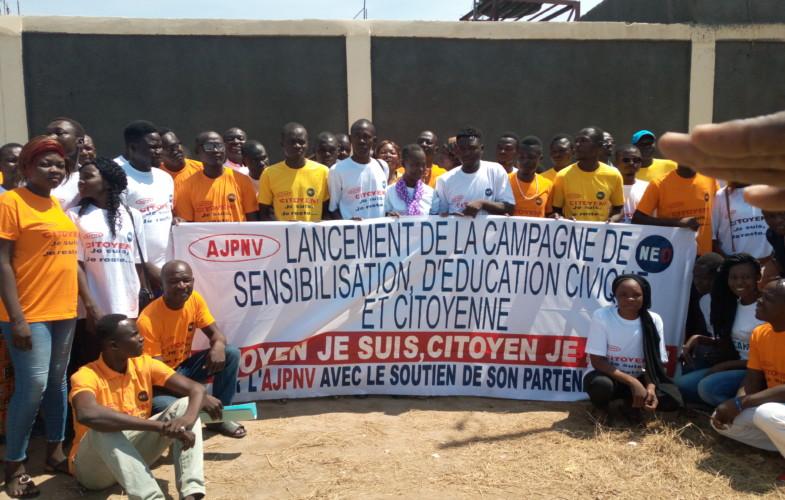 Tchad : l'AJPNV sensibilise les jeunes sur les échéances électorales à venir