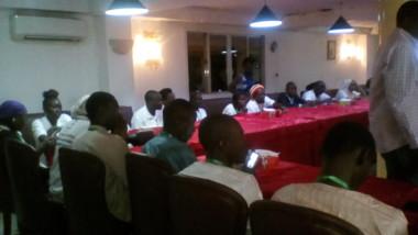 Tech camp régional: Une coalition est née pour lutter contre l'extrémisme violent dans le Lac Tchad.