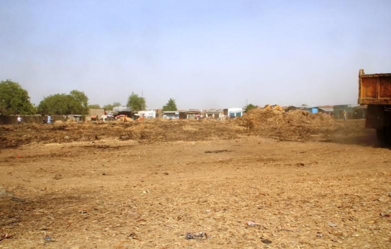Urbanisation du village Kournari : les travaux d'aménagement et de vérification des titres fonciers en cours