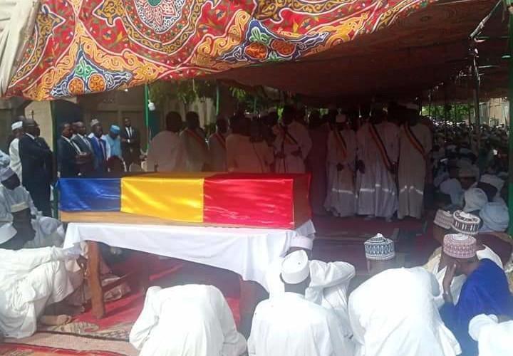 Tchad : le 2ème vice-président de l'Assemblée nationale inhumé au cimetière de Lamadji