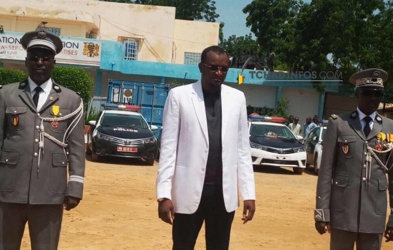 Sécurité: Hissein Doudoua Hamit prend la relève d' Ousmane Bassy à la police nationale