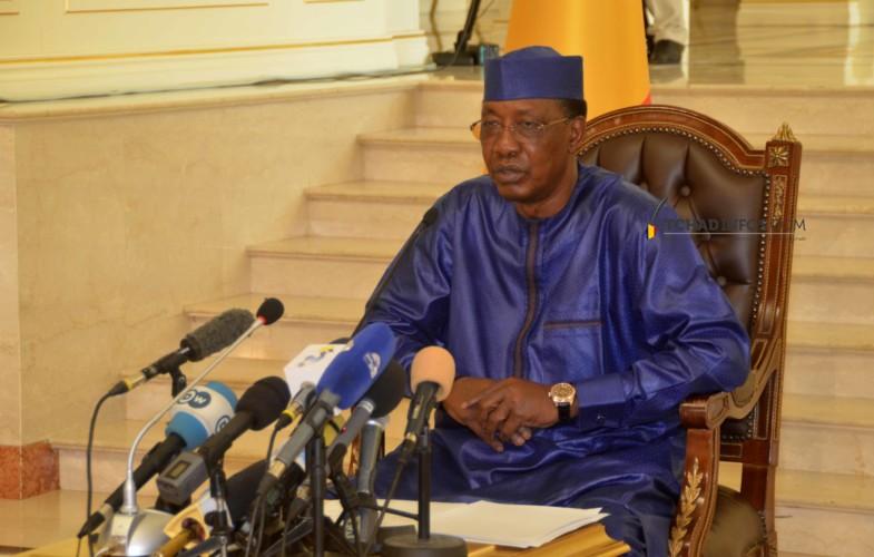 Spécial conférence de presse du président Idriss Déby Itno