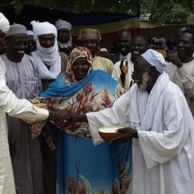 Société : les agriculteurs et les éleveurs du Batha Ouest enterrent la hache de guerre