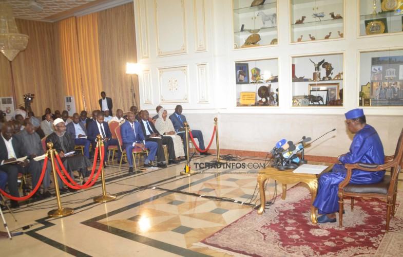 Tchad : « Ayez espoir que la situation sur la cherté de vie va être l'objectif recherché », déclare le président Déby