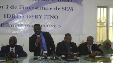 L'an 3 de l'investiture du président Idriss Déby Itno :  bilan et perspectives