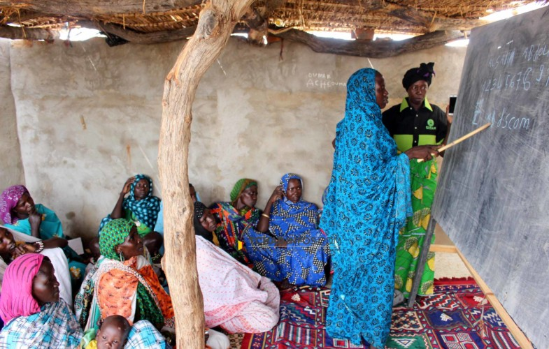 VIDEO. Oxfam promeut l'autonomisation des femmes dans trois provinces