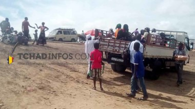 Société : prendre le bus en cours de route, le choix que font certains N'Djamenois