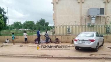 Tchad : les autorités interdissent la mendicité aux ronds-points de N'Djamena