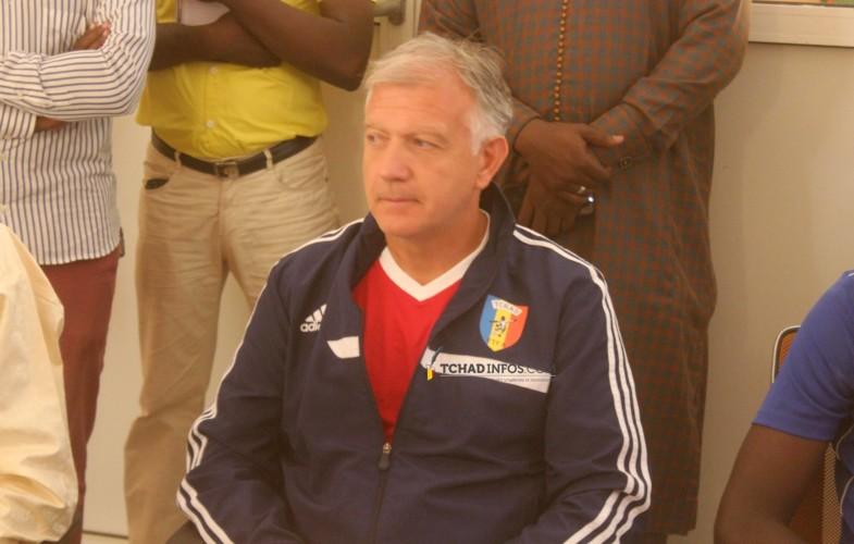 Tchad: où est passé Emmanuel Tregoat, le coach national ?