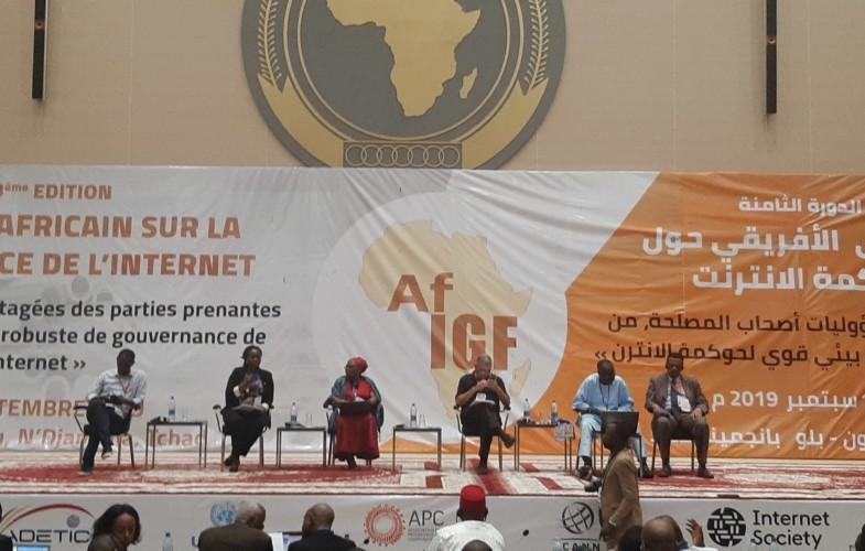 Forum africain sur la gouvernance de l'internet : les travaux de la 8ème édition sont lancés