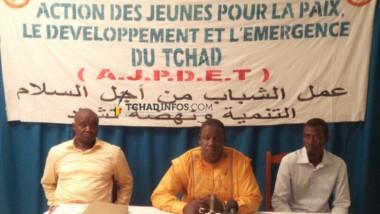 Tchad: l'AJPDET satisfaite de l'intégration des jeunes