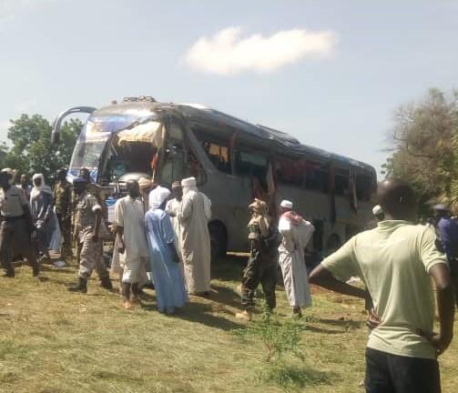 Tchad : un accident fait une dizaine de morts à Loumia