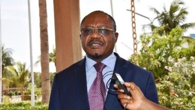 Tchad : visite du secrétaire général du CAMES à  N'Djamena