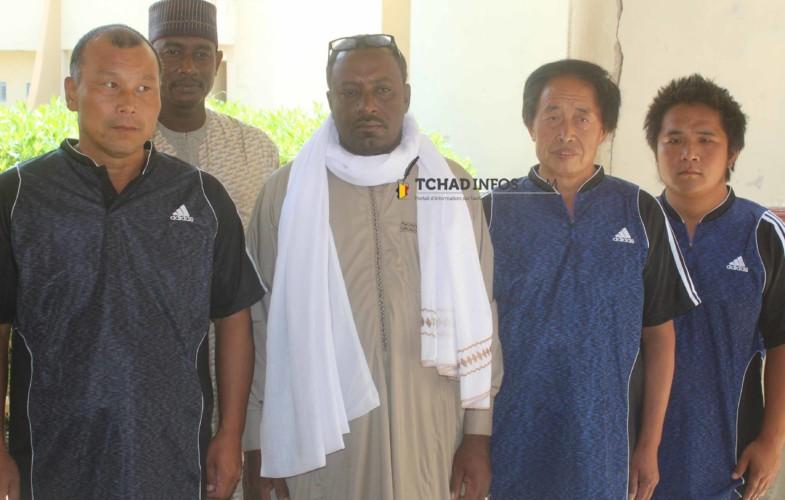 Tchad : 3 Chinois et un Libyen kidnappés au nord puis abandonnés par leurs ravisseurs