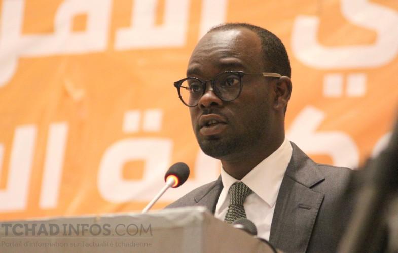 """""""Le développement optimal d'un vaste pays comme le Tchad demande des efforts constants"""" Dr Idriss Saleh Bachar"""
