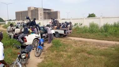 Tchad : plus d'une centaine de présumés braqueurs appréhendés par la Police à N'Djamena