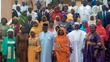 Tchad : les femmes ministres et parlementaires évaluent  le statut socio-juridique de la femme