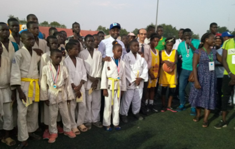 Tchad : Young Diplomats célèbre la journée de la paix à travers le sport