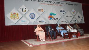Tchad : forum des femmes  commerçantes et entrepreneures, une première