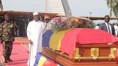 Le Tchad rend un hommage national à son ancien président Lol Mahamat Choua