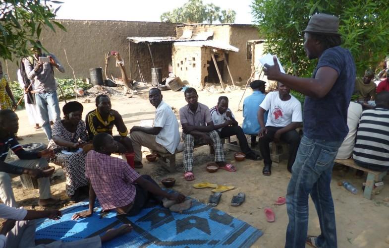 Tchad: quand l'art va à la rencontre de son public