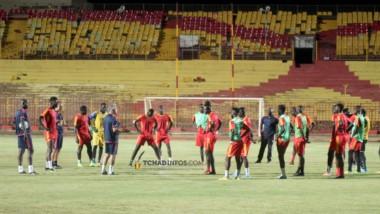 Football:  voici la composition  des Sao contre le Soudan