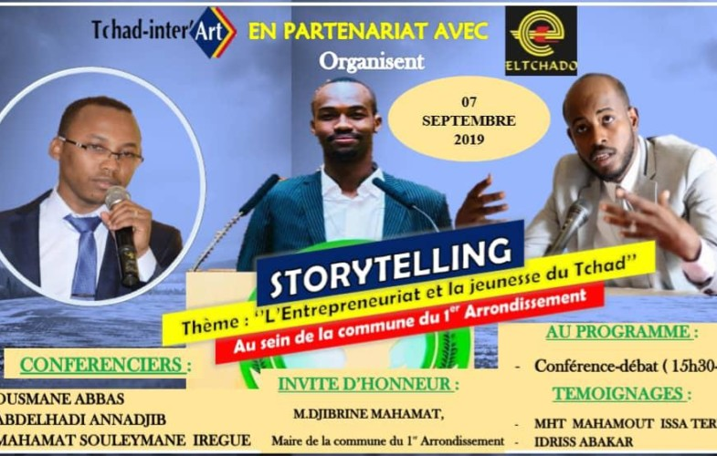 Société : un nouveau concept entrepreneurial pour les jeunes tchadiens