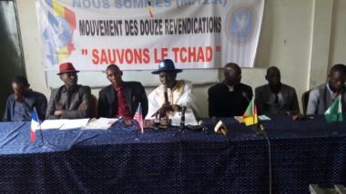 Tchad : « Idriss Déby doit se repentir et démissionner dans un délai de 21 jours »,  exige le M.12.R