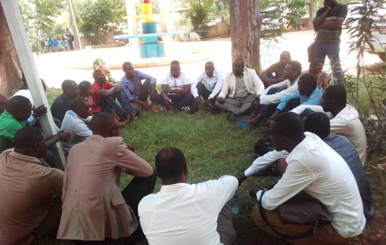 Tchad : les enseignants vacataires de l'université de N'Djamena expriment leur ras-le-bol au rectorat