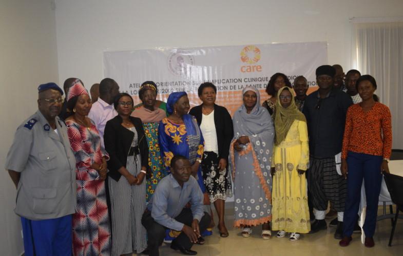 Tchad : Care International renforce la capacité des acteurs de la santé de reproduction