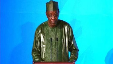 Sommet de l'action pour le climat : ce que le président Déby revendique