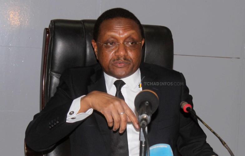 """Mali : le Tchad """"condamne le coup de force en cours"""", Chérif Mahamat Zene"""