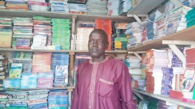 Tchad : les bouquinistes,  ambassadeurs du livre et de la lecture