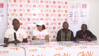 Global E2A en partenariat avec Airtel Tchad lance un service de pari sportif via Airtel Money