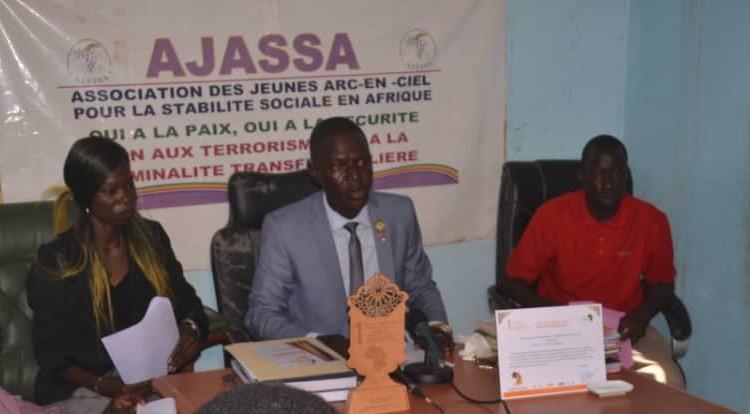 Iyalat : l'AJASSA honorée au 1er forum international de la jeunesse