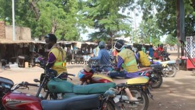 """Tchad: les """"mototaxi"""" sont les plus utilisés pour relier Laï à Kélo"""
