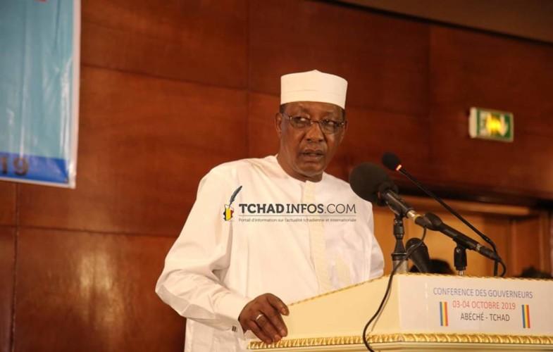 Tchad : Déby déclare la fin de la ''Dia''