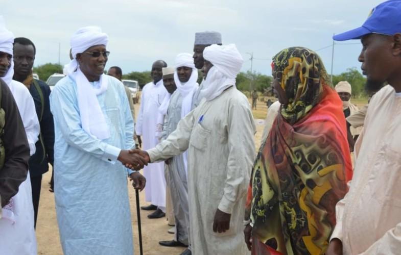 Tchad: le chef de l'Etat s'est rendu à Biltine cet après- midi