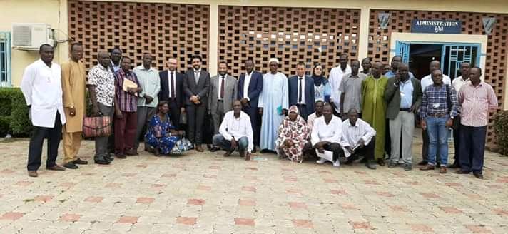 Santé : l'Egypte appuie le Tchad en matière de lutte contre les hépatites A, B et C